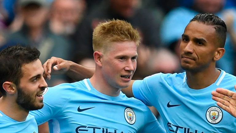 Kevin De Bruyne returned to the Power Rankings' top 10 this week