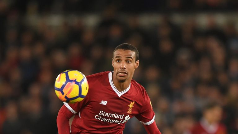 Joel Matip is aiming to regain his place in the Liverpool team