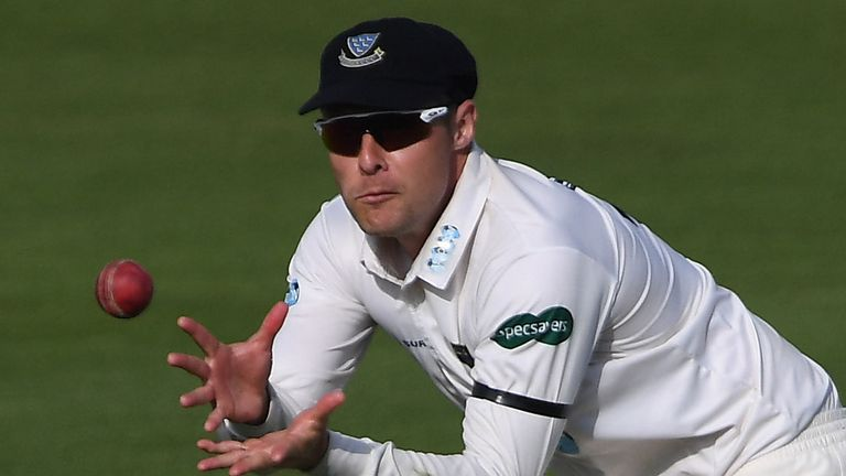 Wright is relishing the chance to captain Sussex under coach Gillespie