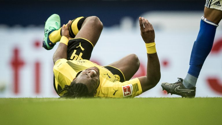 Michy Batshuayi Provides Injury Update
