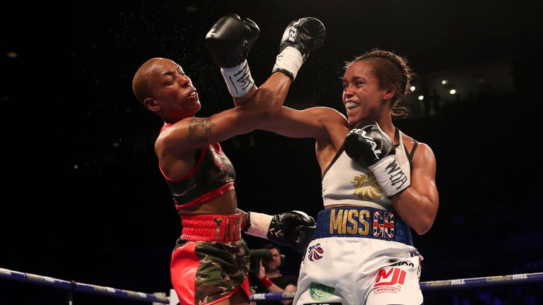 Natasha Jonas knows she has a long way to go to seal a professional date with Katie Taylor