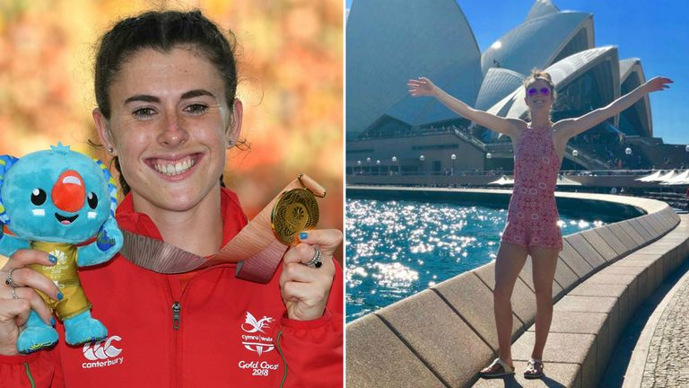 Olivia Breen enjoyed a glorious Commonwealths for Team Wales