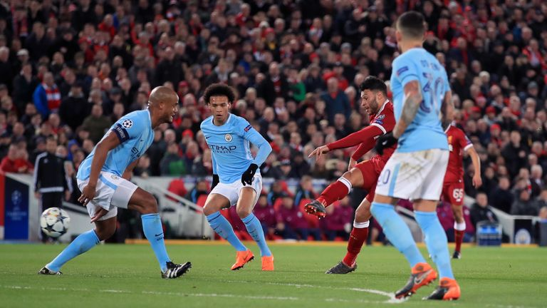Liverpool and Manchester City start 2019 with a key clash