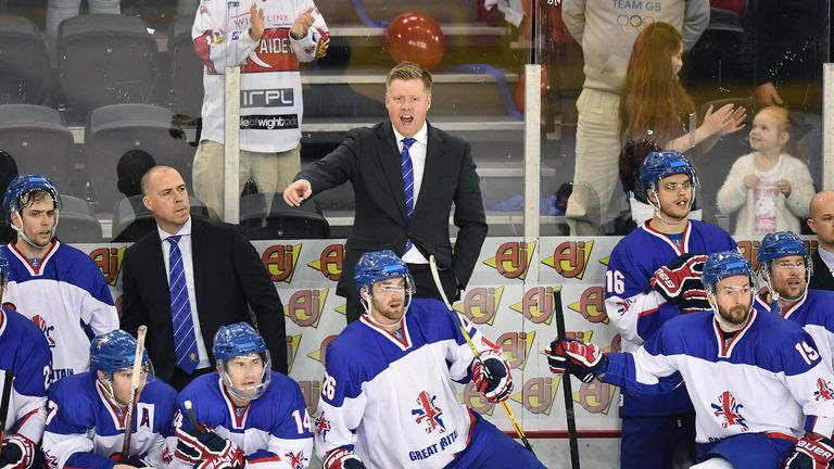 ICE HOCKEY: Four Belfast Giants help Team GB win Gold and promotion