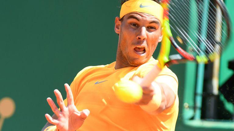 Dimitrov Beats Goffin To Reach Monte Carlo Semis