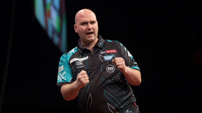 Rob Cross will be leading England's charge at this year's World Cup