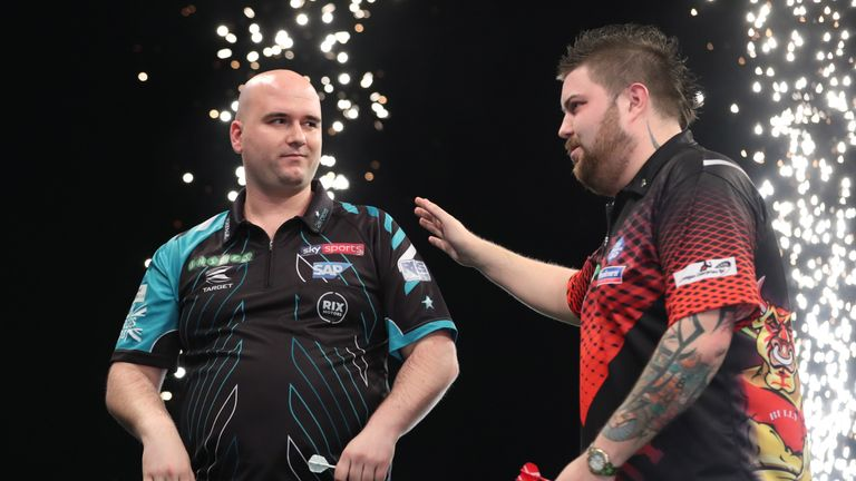 Rob Cross and Michael Smith will make their Premier League Darts Play Off debuts and both have eyes on the prize
