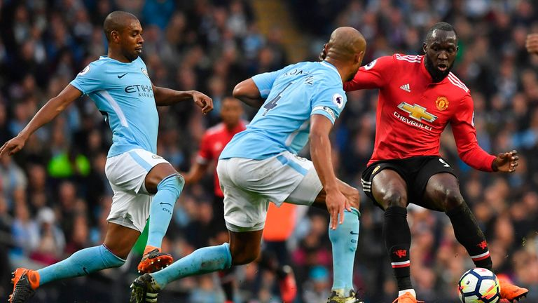 Manchester City v Manchester United will be one to watch