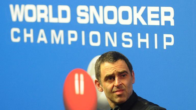 O'Sullivan lost to Carter for the first time in a major tournament