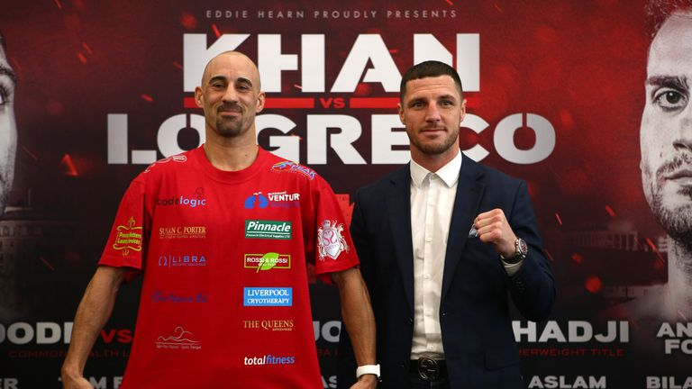 Sean 'Masher' Dodd faces Tommy Coyle this Saturday, live on Sky Sports