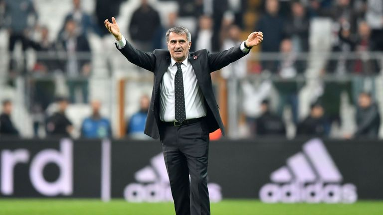 Besiktas Manager Hospitalized After Abandoned Fenerbahce Clash