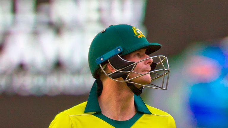 Steve Smith is banned from a leadership role with Australia until 2020