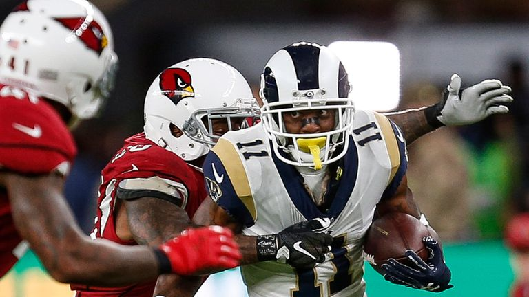 Rams trade WR Tavon Austin to the Cowboys