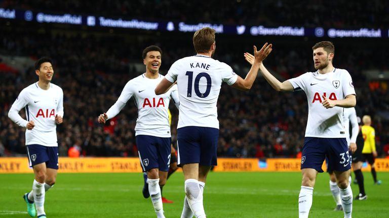 Pochettino wants to celebrate Tottenham's season at Wembley