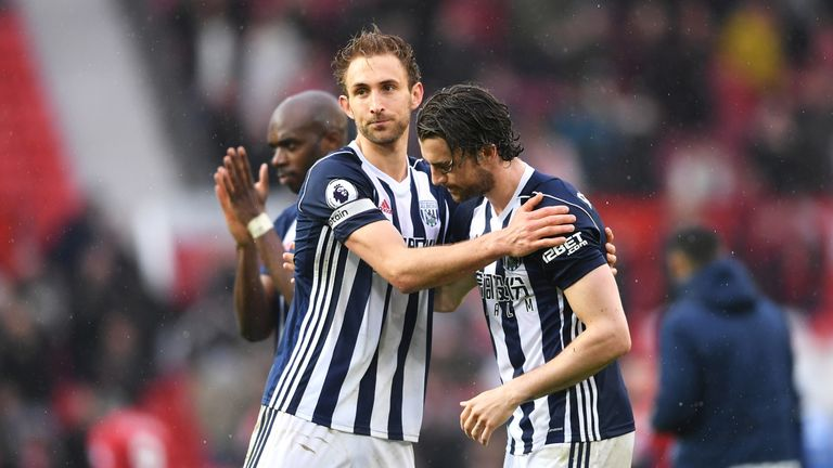 Burnley made a £25m offer for Dawson and Jay Rodriguez