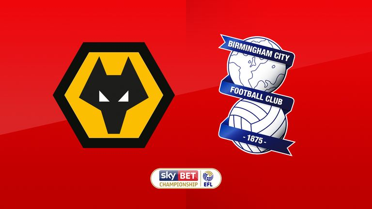 Wolves Will Host Rivals Birmingham Live On Sky Sports Football At A Triumphant Molineux After Sealing Promotion To The Premier League