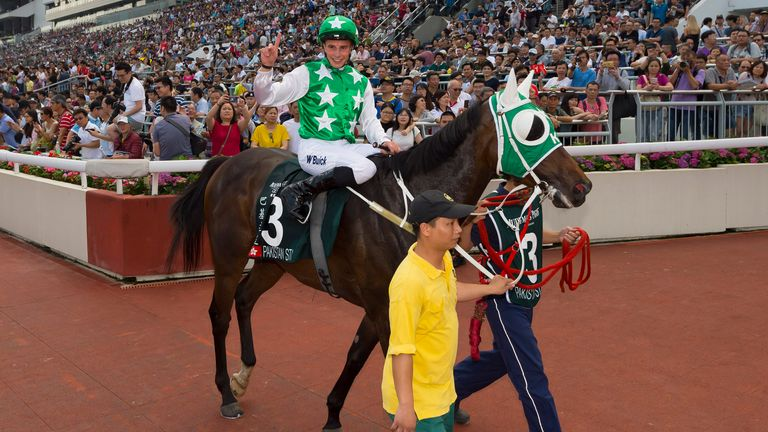 Pakistan Star Shines Brightly For Buick Racing News