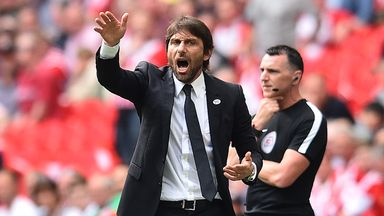 fifa live scores - Antonio Conte says he has no problem with Jose Mourinho ahead of FA Cup final