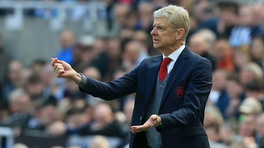 fifa live scores - Arsene Wenger left 'baffled' by Arsenal defeat at Newcastle