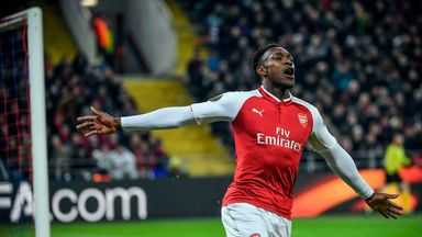 fifa live scores - Arsene Wenger labels Arsenal's Danny Welbeck 'exceptional' after goal at CSKA Moscow in Europa League
