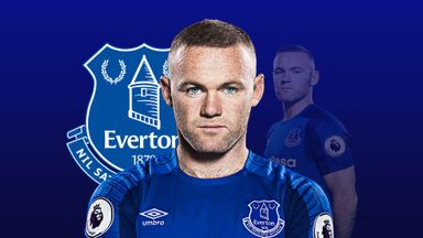 fifa live scores - Was Everton boss Sam Allardyce right to sub Wayne Rooney against Liverpool?