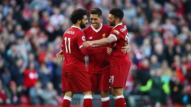 fifa live scores - Premier League grades: Top marks for Liverpool, but Man Utd 'could do better'