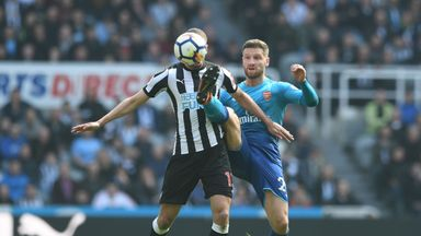 fifa live scores -                               Wenger: Mustafi confidence low