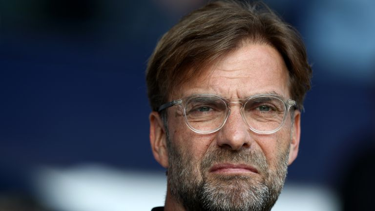 Jurgen Klopp says Liverpool's semi final is not a 'once-in-a-lifetime' opportunity