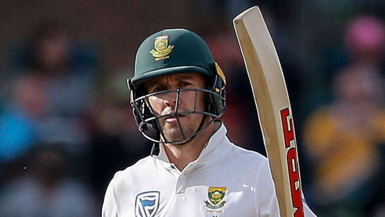 AB de Villiers just about finds a place in Steyn's team