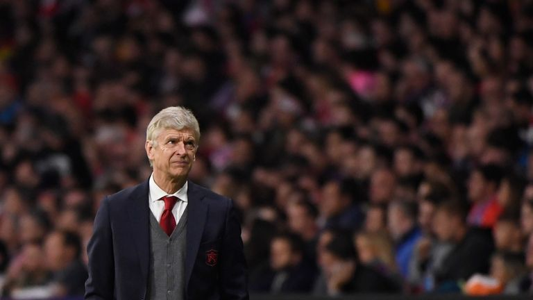 Wenger says he regrets staying at Arsenal for 22 years