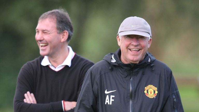 Bryan Robson credits Sir Alex Ferguson with extending his Manchester United playing career