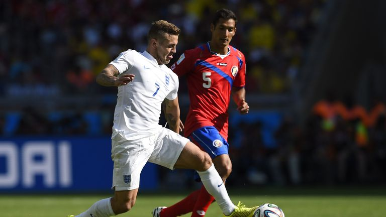 England vs. Costa Rica - Football Match Report
