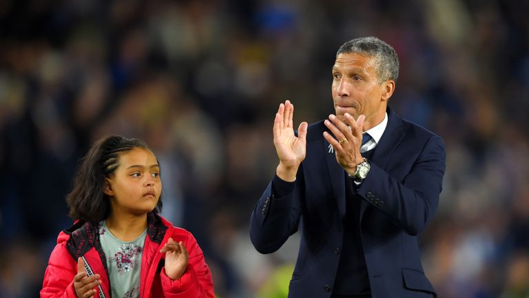 Button is Chris Hughton's fifth signing of the summer