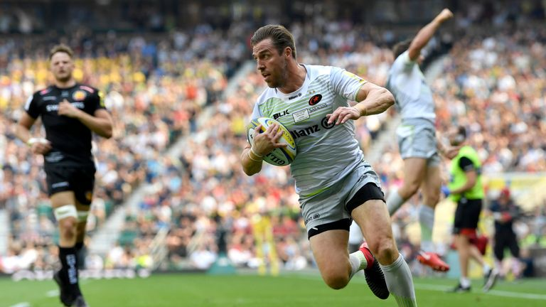 Wyles still looked electric in his final Sarries appearance