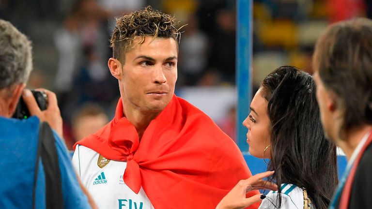 Cristiano Ronaldo is reportedly frustrated with Real Madrid's interest in Neymar