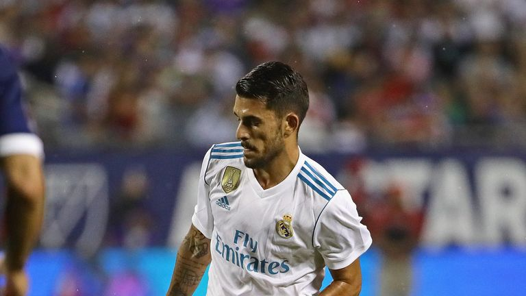 Liverpool and Roma are reportedly interested in Real Madrid's Dani Ceballos