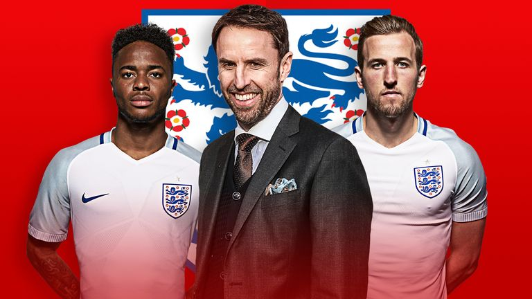 England squad announcement - Hero image