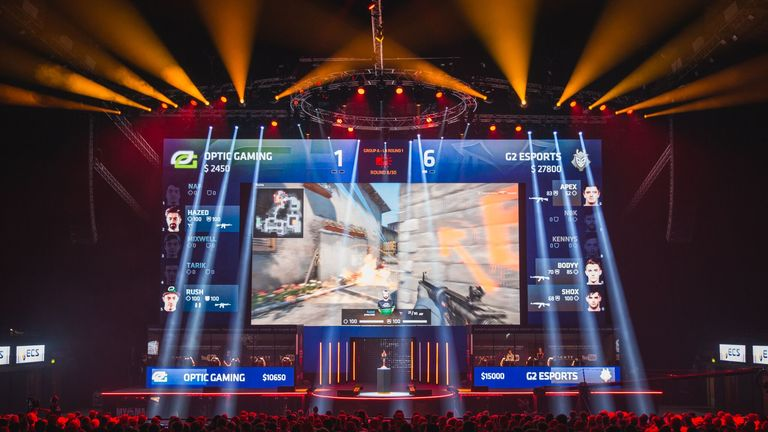 Teams from the four regions will compete in Closed Qualifiers