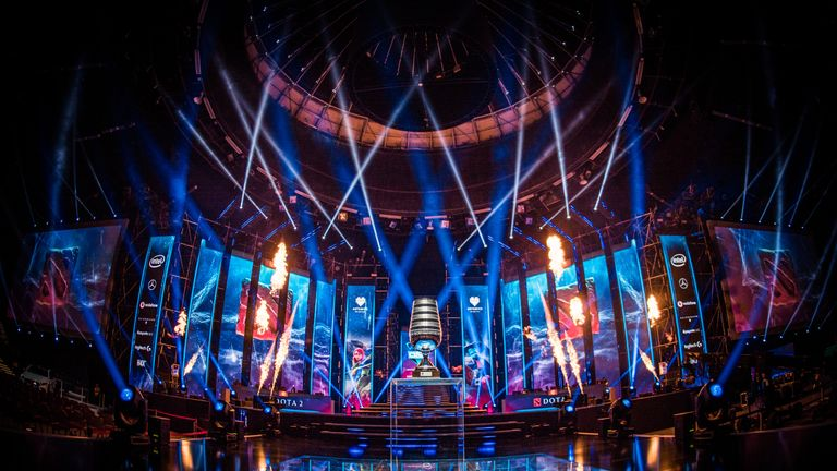The teams will be competing for the ESL Major trophy