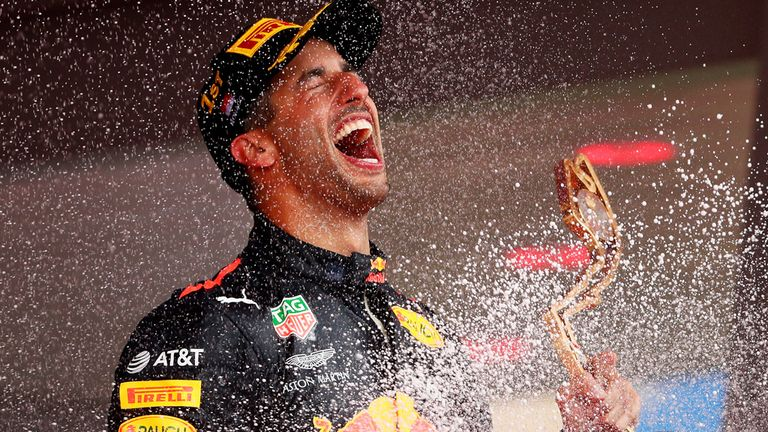 Daniel Ricciardo defies odds to lay Monaco ghost to rest