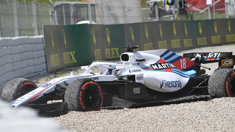 williams split with head of aero after troubled start to. Black Bedroom Furniture Sets. Home Design Ideas