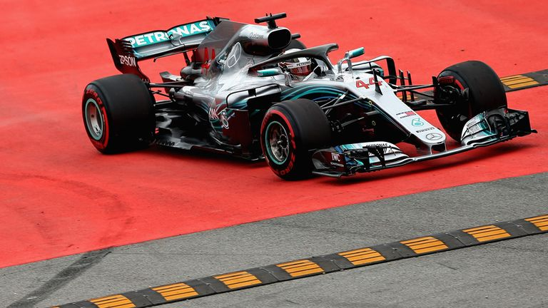 Lewis Hamilton reaches a turning point at Spanish Grand Prix