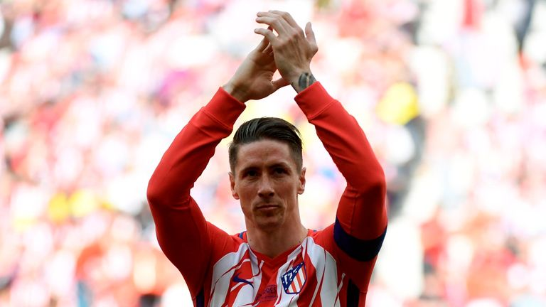 Fernando Torres will be playing in Japan next season