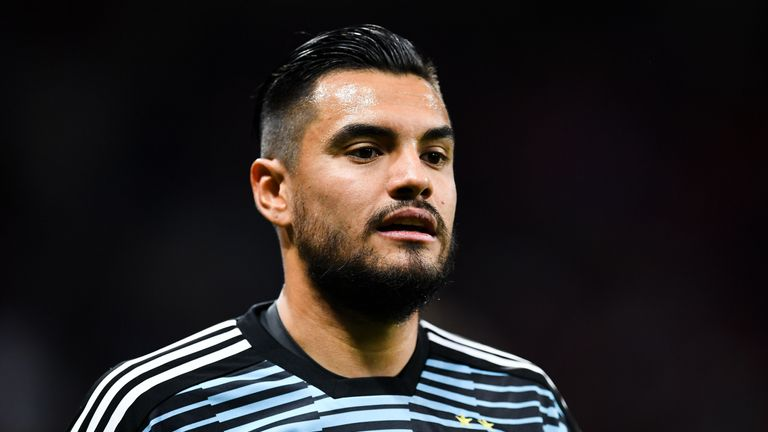 Sergio Romero will miss the World Cup due to injury