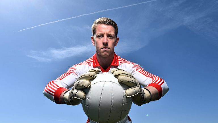 Uncapped goalkeeper Shane Supple played under Keane at Ipswich Town