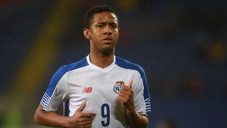 "Panama striker Gabriel Torres called Northern Ireland  ""a typical European side"""