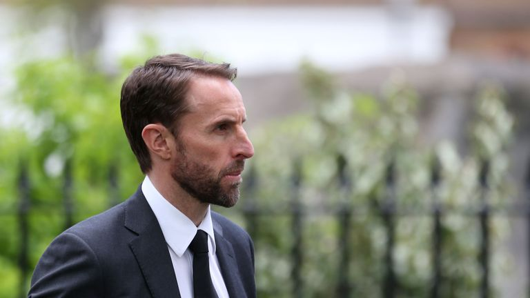 England manager Gareth Southgate picks his team for the World Cup on Wednesday