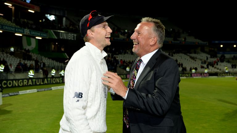 Sir Ian Botham feels optimistic about the ECB's new plans