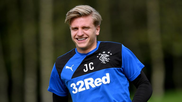 Jason Cummings would like to be part of Steven Gerrard's Rangers revolution next season