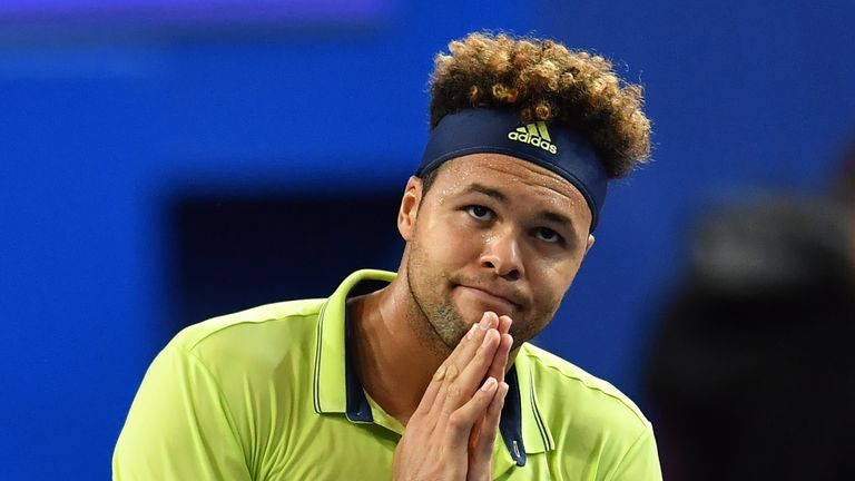 Jo-Wilfried Tsonga withdraws from US Open with knee injury